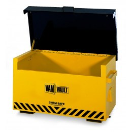 Van Vault Chem Safe On-Site COSHH Chemical Safety Storage Chest