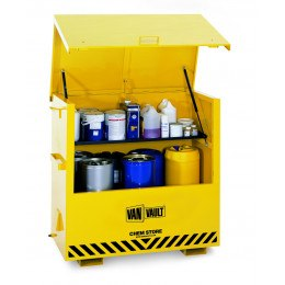 Van Vault Chem Store On-Site COSHH Safety Storage Chest