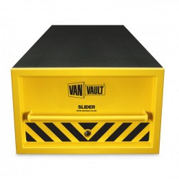Van Vault Slider Vehicle Security Box with slide out drawer