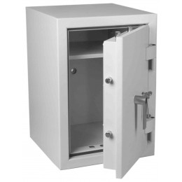 Keysecure Victor Eurograde 1 Key Lock Security Safe Size 3 - ajar