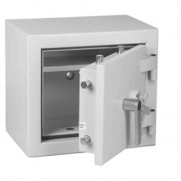 Keysecure Victor Extra Small Eurograde 2 Key Lock Safe Size 1 - Door ajar