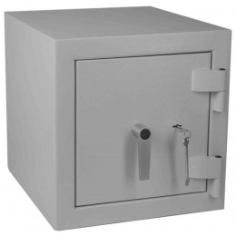 Keysecure Victor Eurograde 2 Key Locking Security Safe Size 2 - door closed