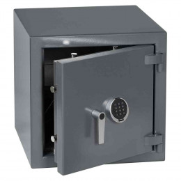 Keysecure Victor Eurograde 3 Electronic Security Safe Size 2 - door ajar