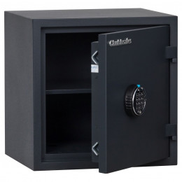 Chubbsafes Homesafe S2 35EL Electronic Fire Security Safe - door ajar