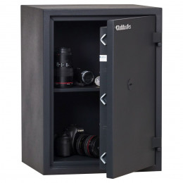 Keylock Fire Security Safe - Chubbsafes Homesafe S2 50K