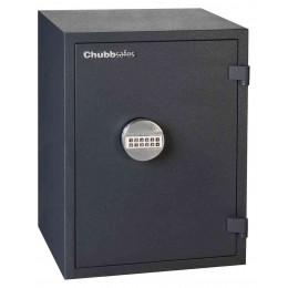 Chubbsafes Homesafe S2 50E Electronic Safe - On a Slight Angle