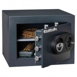 Chubbsafes Zeta 15K Eurograde 0 Keylock Security Safe Door ajar