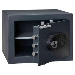 Chubbsafes Zeta 25E Eurograde 0 Digital Security Safe Door ajar