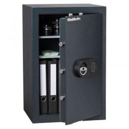 Chubbsafes Zeta 65E Eurograde 0 Security Digital Safe Door ajar