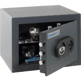 Eurograde 0 Safe Key £6000 Rated - Chubbsafes Zeta 25K