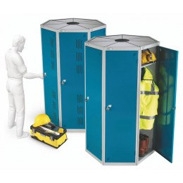 Probe PODBOX Space Saving Locker - 7 Users