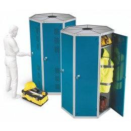Space Saving Locker - 7 Compartments - Probe POD