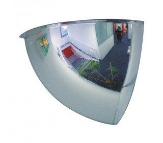 Vialux Acrylic 1/4 Dome Mirror 410mm