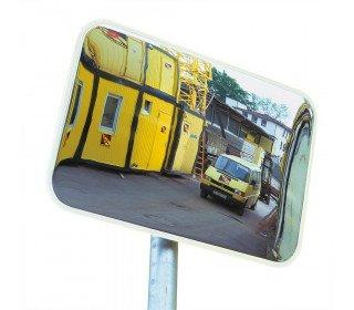 Moravia Spion 60x80cm Acrylic Convex Blindspot Observation Mirror