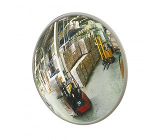 Moravia Spion 30cm Acrylic Blindspot Convex Mirror