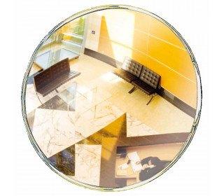 Security Surveillance Convex Wall Mirror 60cm - Vialux
