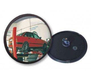Vialux 513 Multi-Use Convex Mirror Polymir 300mm