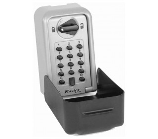 Master Lock 5426 High Security Programmable Key Safe - ideal for large keys and Access Cards