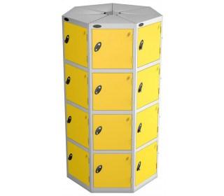 Probe 28 compartment POD Locker