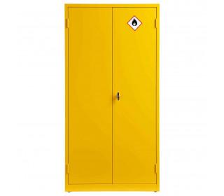 Bedford Flammable Hazardous 894 Cabinet  - Closed