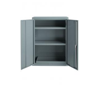 Bedford 88H294 COSHH Hazardous 2 Door 1220H mm Cabinet - doors open