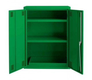 Bedford 88P294 Agrochemical & Pesticide 1220mm Cabinet - doors open