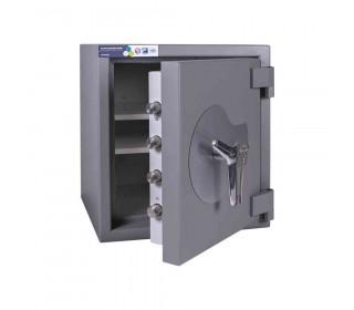 Burton Amario 2K Grade 3 Key Locking Security Safe £35K Door ajar