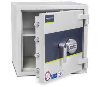 Burton Eurovault 1E Eurograde 2 £17,500 Electronic Security Fire Safe - Door Ajar