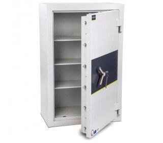 Eurograde 3 Security Fire Safe - Burton Eurovault LFS Size 4K - door ajar