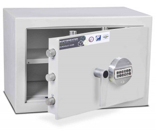 Burton Aver Lightweight Eurograde 1 Electronic Safe Size 1