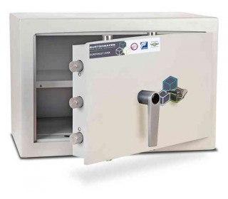 Burton Aver Lightweight Eurograde 1 Safe Size 1 Key Lock
