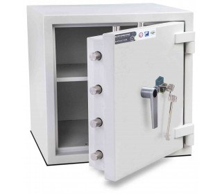 Burton Eurovault Aver 0K Eurograde 2 Key Locking Security Fire Safe