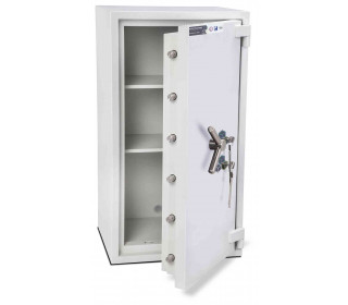 Burton Eurovault Aver 4KK Eurograde 4 Twin Key Lock Security Fire Safe