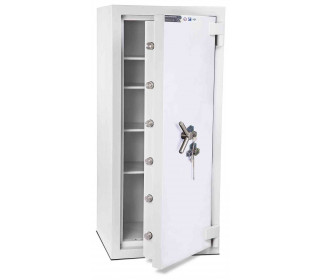 Burton Eurovault Aver 4KK Eurograde 5 Twin Key Lock Security Fire Safe