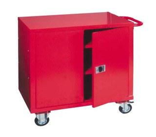 Bedford 81926 Heavy Duty Mobile Cabinet 900x900x600