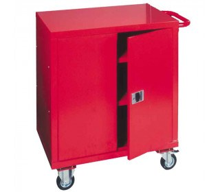 Bedford 81996 Heavy Duty Mobile Cabinet 900x900x600