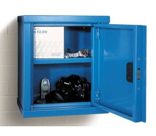 Bedford Heavy Duty Small Wall Cabinet 450x380x250