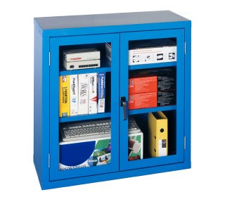 Bedford 88V994 Viewcab Safety Glass Door Low Cabinet