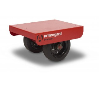 Armorgard BeamKart BK2 Flat Top heavy-duty material handling trolley