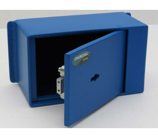 Churchill 2 Brick Small Wall Security Safe £2000 Rated