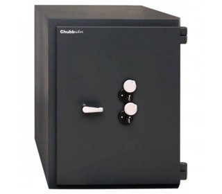 ChubbSafes Custodian 210 EuroGrade 4 Dual Locking Security Safe - door closed