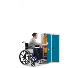 Probe Disability Locker 1300x380x460 Key Lock