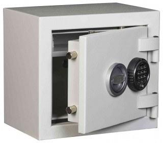 De Raat DRS Prisma 1-0E Small Eurograde 1 Electronic Safe Size 0 - door ajar