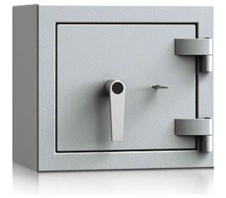 De Raat DRS Prisma 2-0K Small Eurograde 2 Key Locking Safe - door Closed