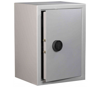 De Raat Vector S2 7E £4000 Electronic Security Safe - Door ajar