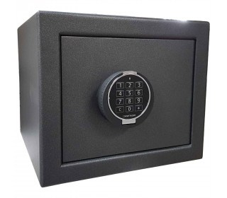 De Raat DRS Vega S2 10E Electronic £4000 Security Safe - Door ajar