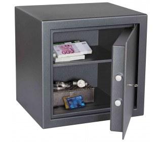 De Raat DRS Vega S2 50K Key Locking £4000 Security Safe - open door