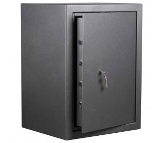 De Raat DRS Vega S2 65K Key Locking £4000 Security Safe with door ajar