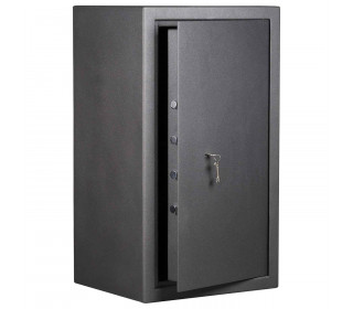 Key Locking £4000 Security Safe - De Raat Vega S2 85K - Door Ajar