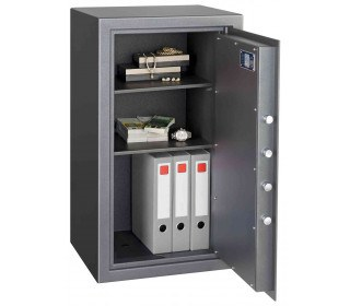 Key Locking £4000 Security Safe - De Raat Vega S2 85K - Door open